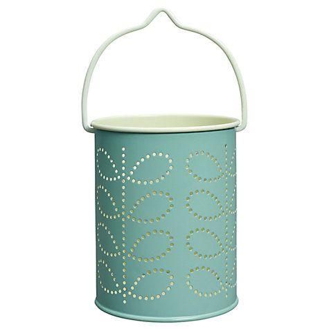 Buy Orla Kiely Tealight Lantern Online at johnlewis.com