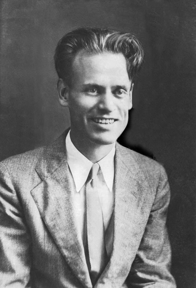 Philo Farnsworth, Regretful Father of the Television: Philo Farnsworth in 1925