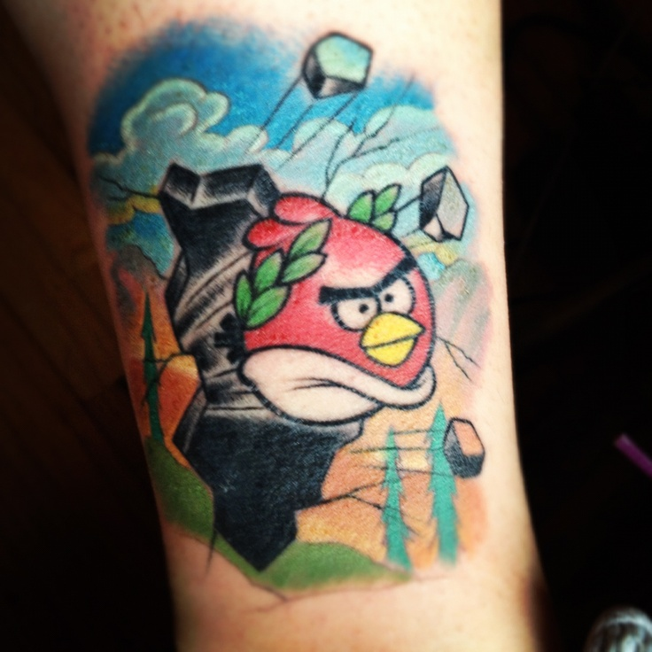 21 best images about angry birds on pinterest rio 2 for Family of birds tattoo