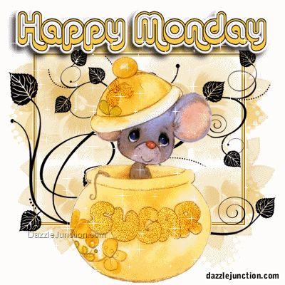 Happy Monday. .... Sugar. .....        Dazzle Junction.Com. ....