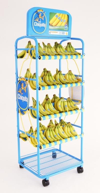 Custom Wire & Metal - Chiquita® Rack