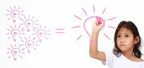tips mengajar anak berpikir kreatif, anak bukan mesin nilai sekolah