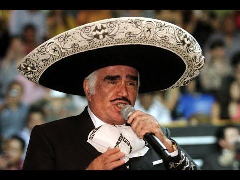 Las Mañanitas - Vicente Fernandez con Mariachi Video Oficial HD - YouTube
