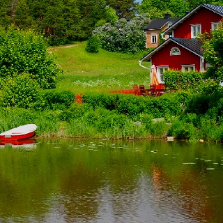 A house in the archipelago, Porvoo, Finland