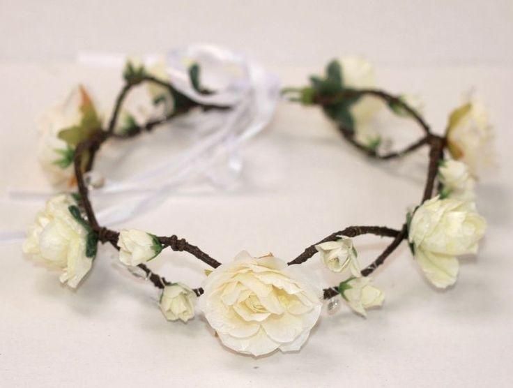 coroa de flores para o cabelo, coroa de flores comprar, tiara de flores, headband, tiara de rosas, flores rosas, tiara, acessório para o cabelo, lembrancinha 15 anos, debutante, lembrança de aniversário, lana del rey - G.Offer
