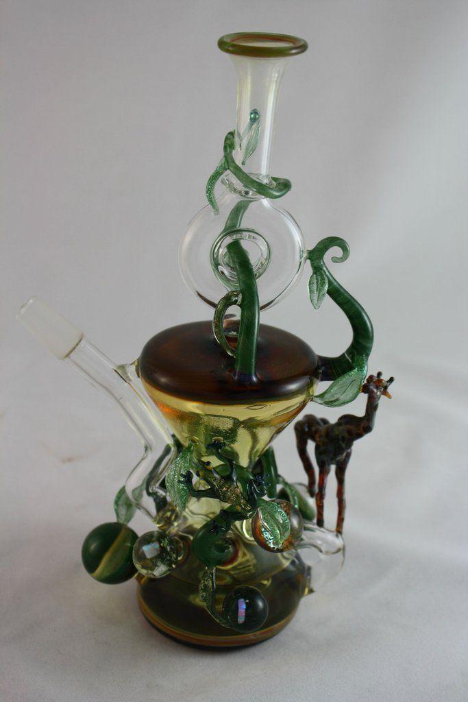 how to clean a glass marijuana pipe