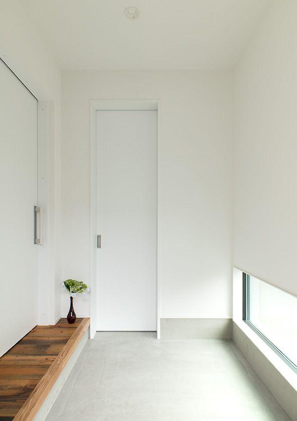 2階建ての吹抜けのある家・間取り(関東) | 注文住宅なら建築設計事務所 フリーダムアーキテクツデザイン