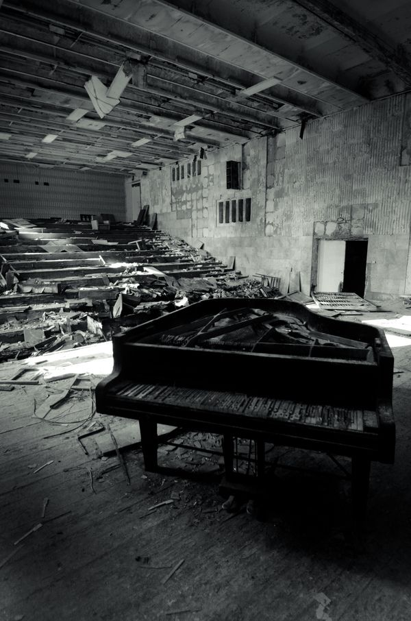 Chernobyl: An Inventory of Mortality by Josephine Pugh - In the early morning hours of April 26, 1986, the Chernobyl nuclear power plant in Ukraine (formerly part of the Soviet Union) exploded, creating what has been described as the worst nuclear disaster the world has ever seen. ...........•♥°.... Nims.... °♥•