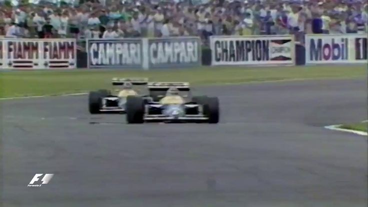 """Formula 1 on Twitter: """"🎂 🥂 Happy Birthday @nigelmansell!     Here's one of the Briton's magic #F1 moments ⬇️ https://t.co/XvD40MvlEs"""""""