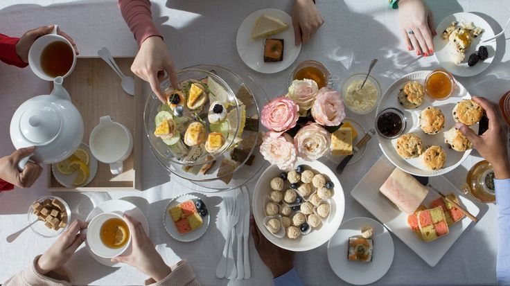 How to host a British afternoon tea - The Washington Post