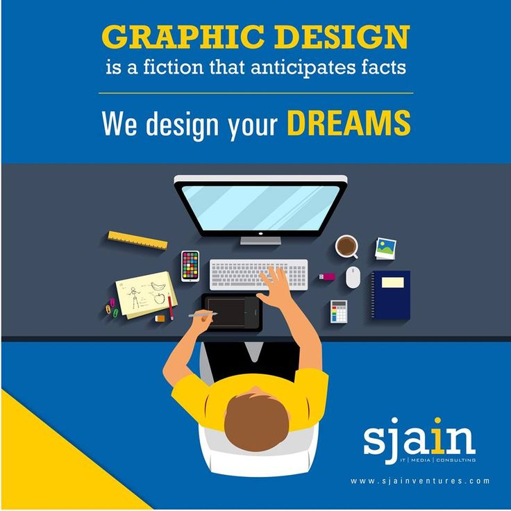 Graphic Design is the transformation of an idea into a visual experience.Here we design your dreams also If you can imagine it, we can create it. #DMS #GraphicsDesign #Idea