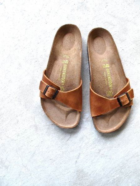 Birkenstock Madrid, Summer Go-To