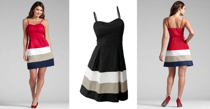NOVÉ  ,,BODY FLIRT elegantní šaty vel.40 :: AVENTE  ...móda s nápadem