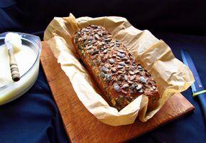 Házias konyha: Teljes kiőrlésű magvas kenyér