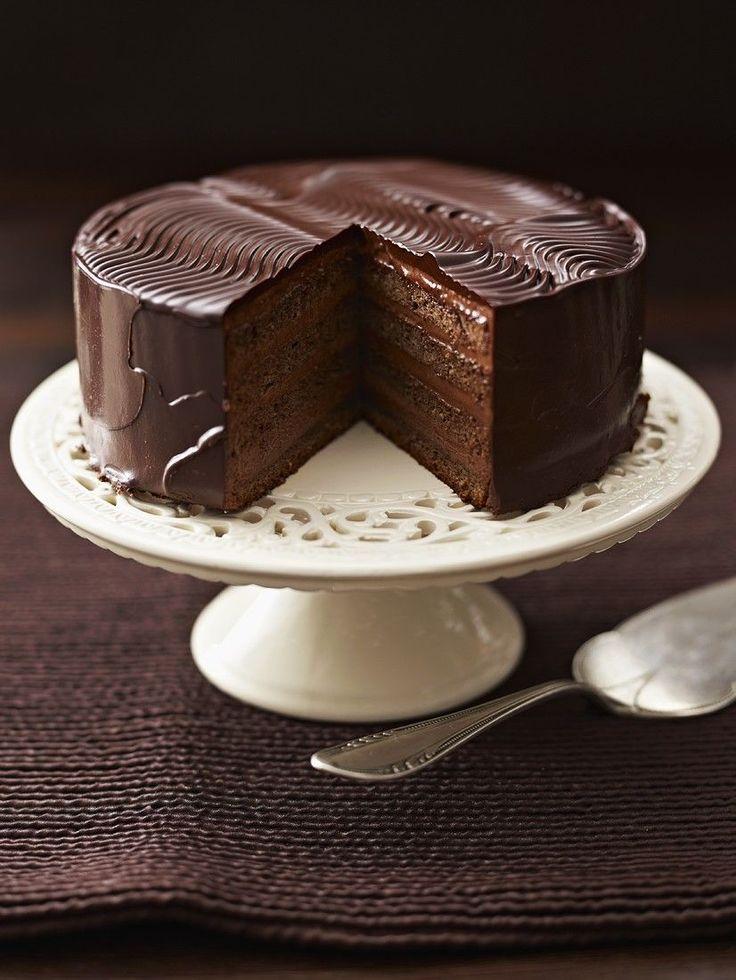 Schokoladentorte Rezept Schokoladentorte Schokoladen