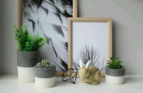 Granite-Planters-Set-Of-3. For more information Please take a moment to visit our website : https://www.sojandco.com/collections/all