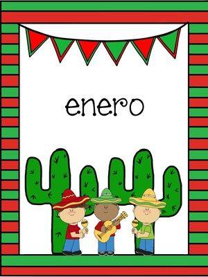 Celebrate MEXICO-Editable Binder Labels