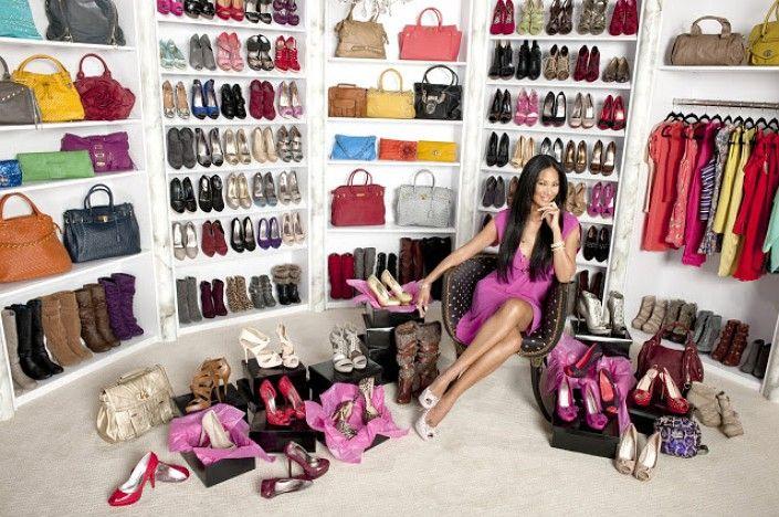 10 Amazing Celebrity Closets: Kim Kardashian, Olivia ...
