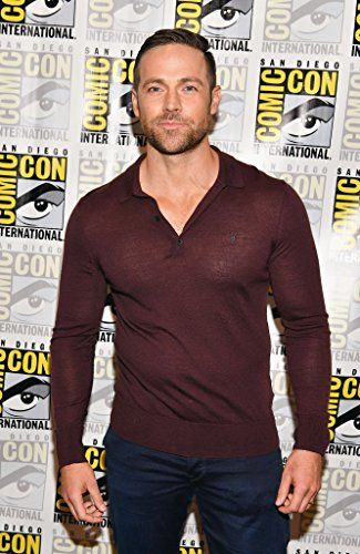 Dylan Bruce at an event for Midnight, Texas (2017)