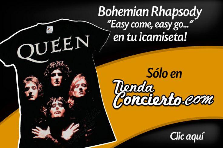 Camiseta #Queen