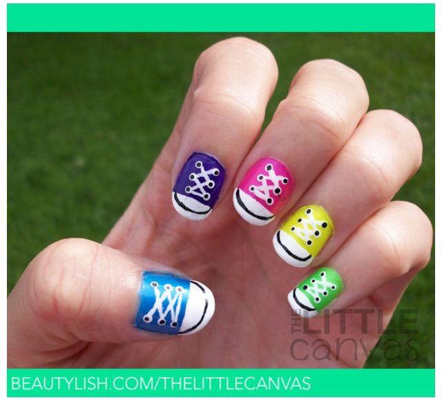 Nails for Noelle