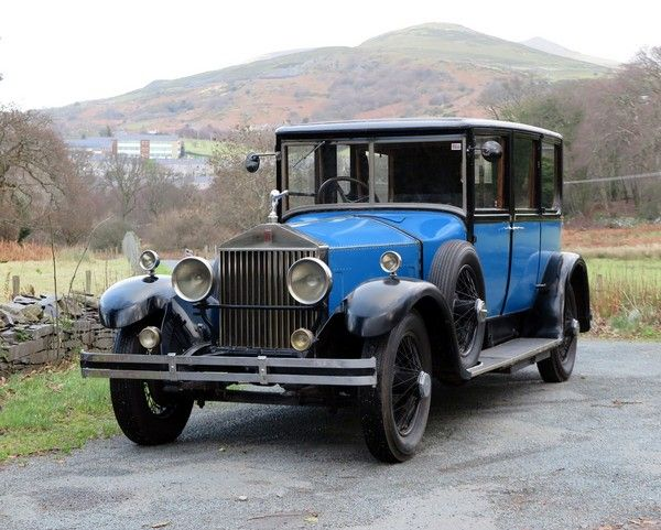 1927 Rolls-Royce Phantom  Maintenance/restoration of old/vintage vehicles: the material for new cogs/casters/gears/pads could be cast polyamide which I (Cast polyamide) can produce. My contact: tatjana.alic@windowslive.com