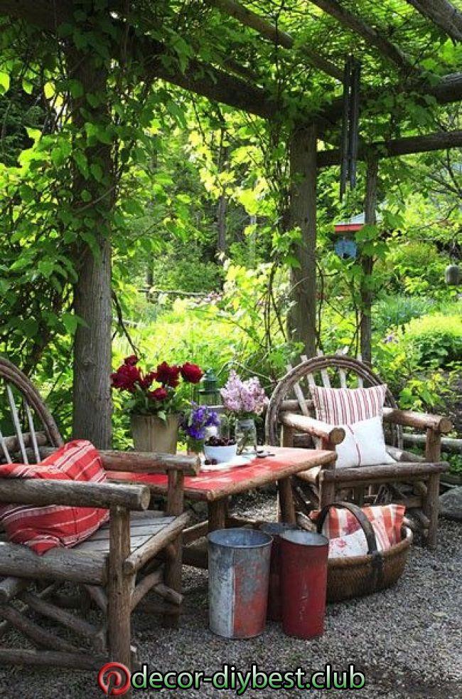 Greeen In 2020 Gartendesign Ideen Patio Garten Outdoor Dekorationen