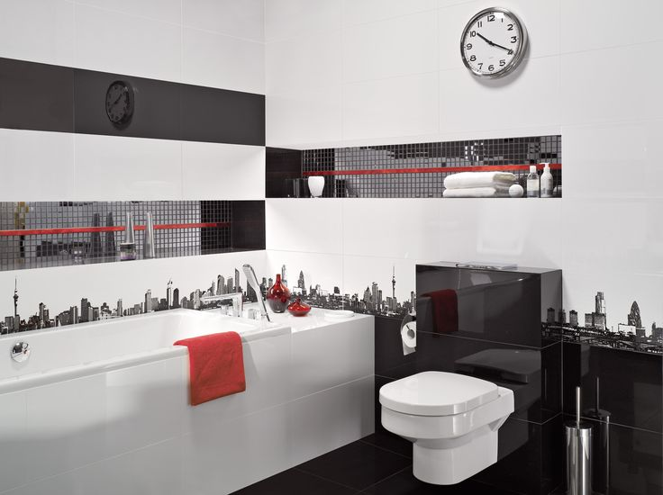 Big city life! This is Opp! of CERAMSTIC with Urban decorations  http://ceramstic.com/pl/opp/