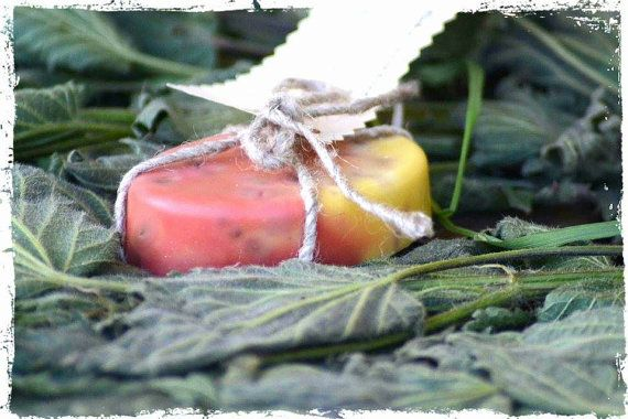 LAVENDER organic vege Castilian soap by AlSaponeHandmadeSoap