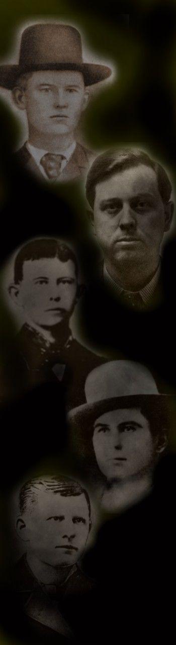 The Dalton Gang Hideout Meade, Kansas KS