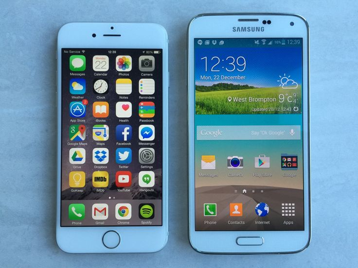 Let's have a look at Samsung Galaxy Note 5 vs Apple iPhone 6 Plus to know which one is a better high-specs and well-featured phone at a good price.