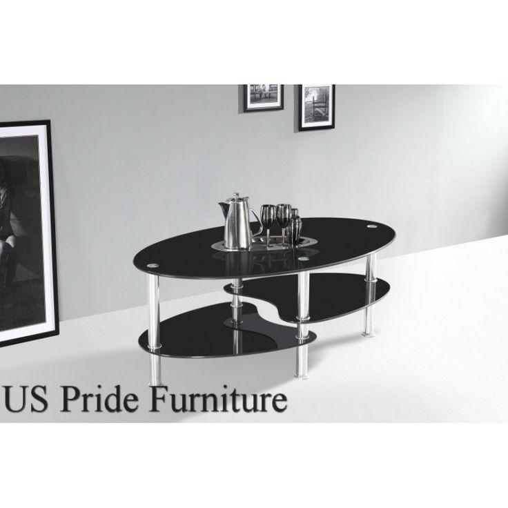 Best 25+ Black Glass Coffee Table Ideas On Pinterest