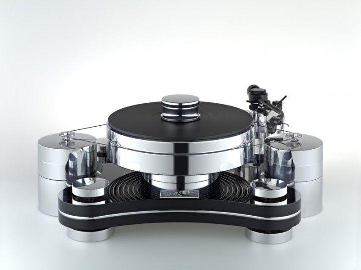 Transrotor ZET 3 Plattenspieler kaufen | Jetzt bei FONO.DE