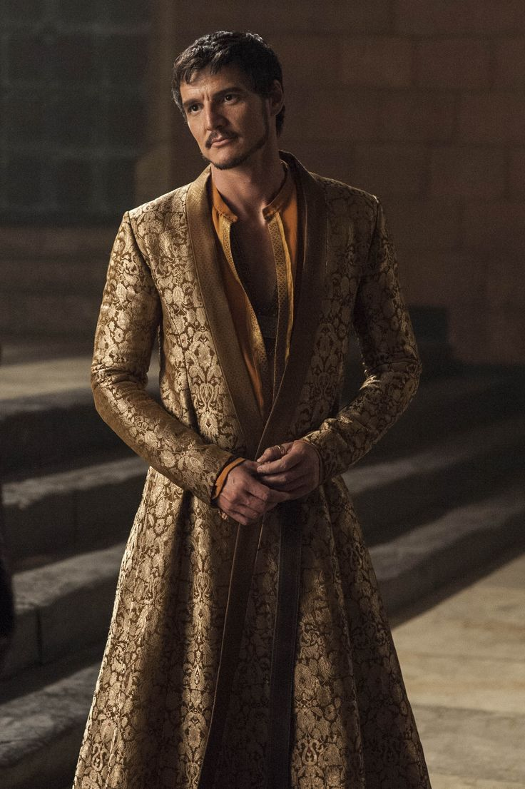 Another Sexy guy from GOT - Prince Oberyn Martell - The Red Viper of Dorne