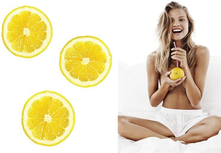 Sæt din forbrænding i top, boost dit immunforsvar og få en pænere hud – listen over fordele ved at drikke vand med citronsaft er lang I detox I detox med citron I udrensning I naturlig udresning I sundhedstips I god start på dagen