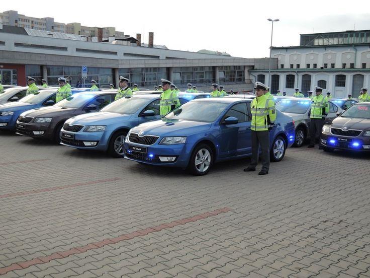#police #skoda #octavia #skodaoctavia #czech #octaviateam