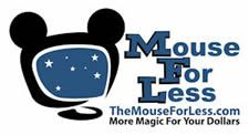 The Mouse For Less - making Disney vacation planning easy and affordable.