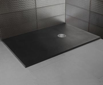 Hidrobox - Nature - GRAFIT - nakładana wersja dodatkowo kolory : biały, kremowy, szary
