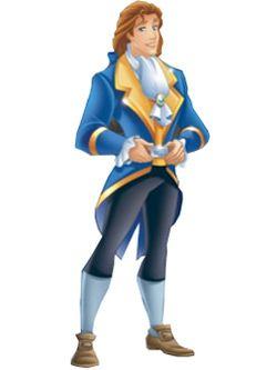 Favorite Disney Prince: Prince Adam, Beauty and the Beast