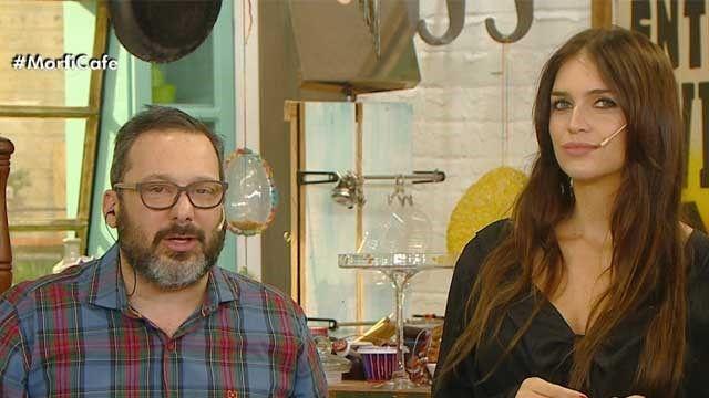 Morfi Cafe : Telefe - Siempre juntos