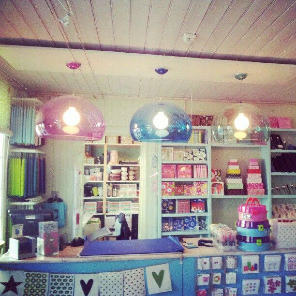 "Like a Dream at ""Blå krukke""shop in Verdal, Norway - FL/Y by Ferruccio Laviani"