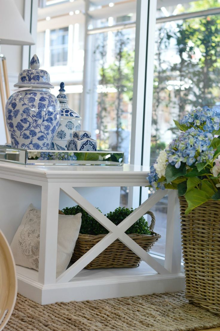 683 best blue and white decorating images on pinterest for Decor company