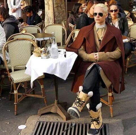 Jared Leto 2015 Paris
