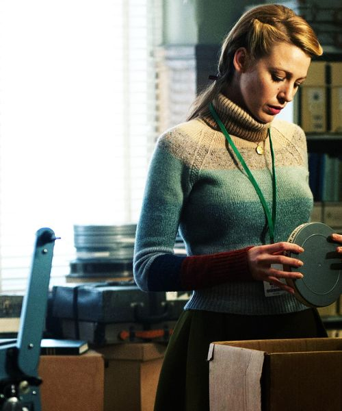 Blake Lively-The Age of Adaline.