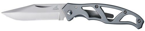 #FoldingKnife #SurvivalKnife  Gerber Paraframe mini fine edge folding knife