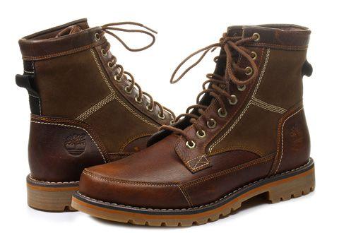 Timberland Boty - Larchmont Boot - 9709A-BRN