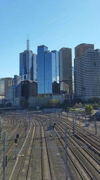 Melbourne in Victoria