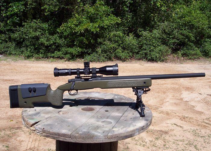 Marine Corps M40A3 Sniper Rifle