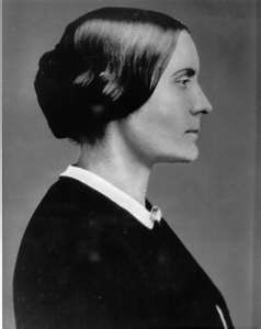 Susan B. Anthony was a prominent civil rights leader who played a pivotal role in the women's rights movement and introduced women's suffrage in the USA.  I have the right to because of women like her!  Her likeness also graces the Susan B. Anthony dollar.