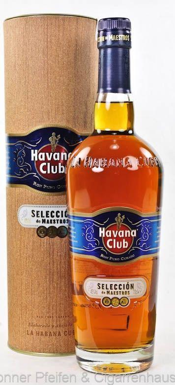 Havana Club Rum Seleccion
